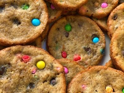 Vendemos California Cookies, nossa querida marca!!