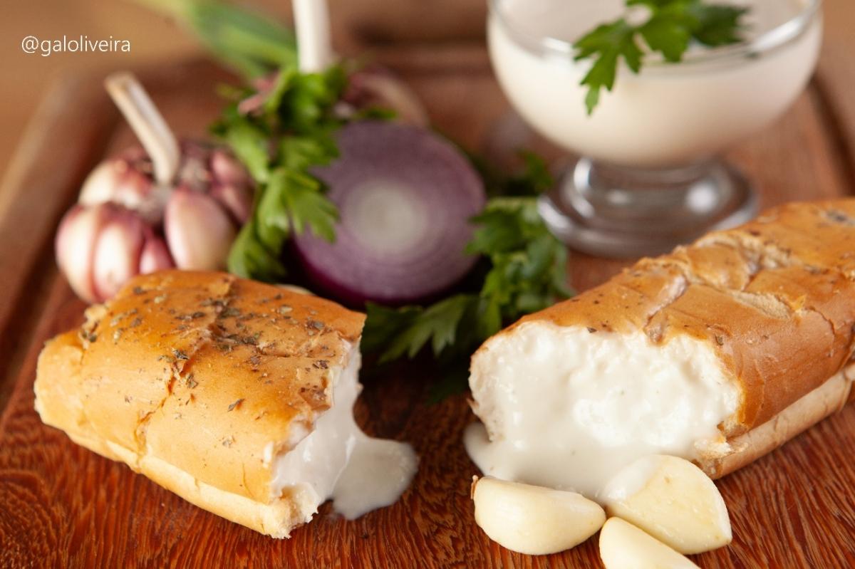 Fábrica de Pão de Alho em Juiz de Fora