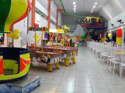 Salão de Festas e Buffet Infantil