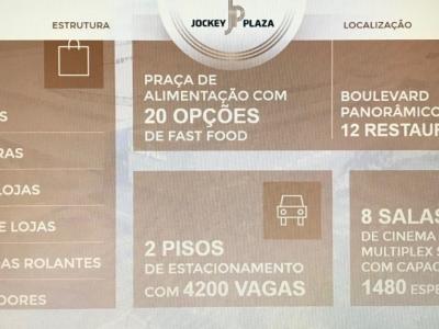 Quiosque Shopping Jockey Plaza