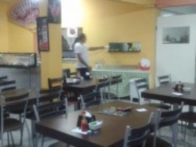 vendo Restaurante montado av movimentada na Cidade dos Funcionarios