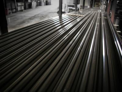 Fábrica de perfis de Alumínio