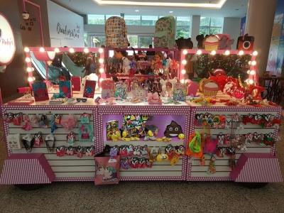 Quiosque Shopping + Loja Virtual - Pinky's