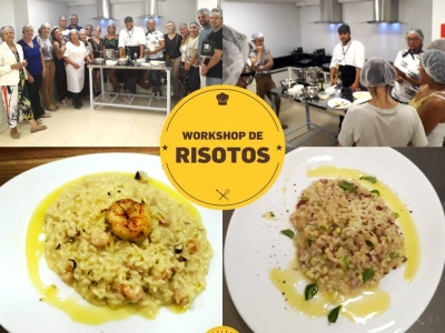 Linda escola inaugurada de cursos de culinária