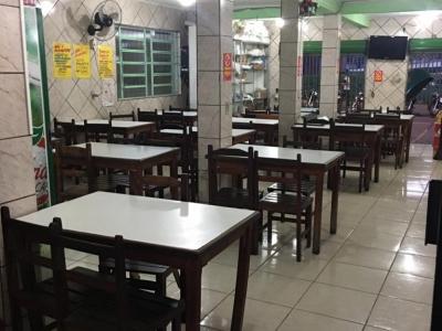 Vendo restaurante e lanchonete completos