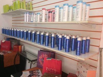 Franquia RACCO cosméticos pela metade do preço
