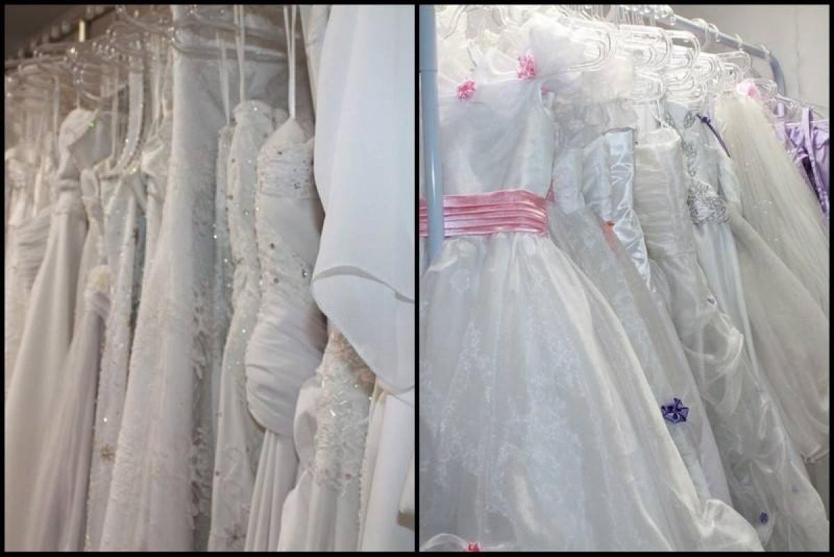 Locação de Vestidos de Noiva e festas
