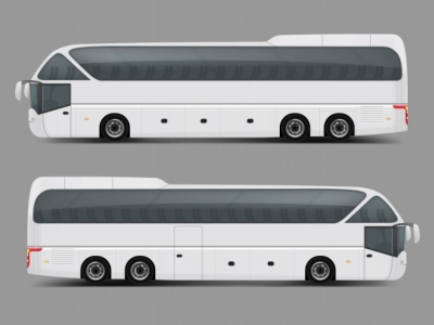 Empresa Locação Ônibus/Vans - Turismo, Empresas, e