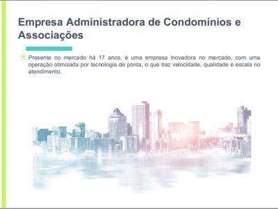 ADMINISTRADORA DE CONDOMÍNIOS - MG