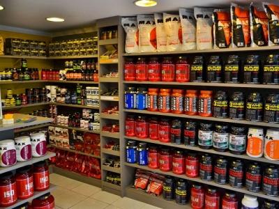 Loja de Suplementos e Nutrição Especializada