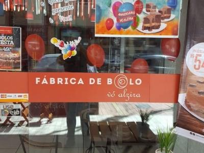 VENDA DE LOJA - FÁBRICA DE BOLOS VÓ ALZIRA