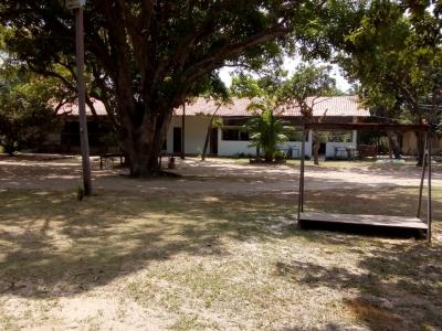 Hotel no Marajó