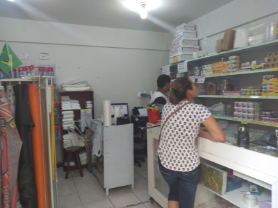 loja de artigos para festas e confeitaria