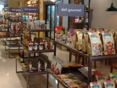 Vendo Loja de Produtos Naturais com Cafeteria