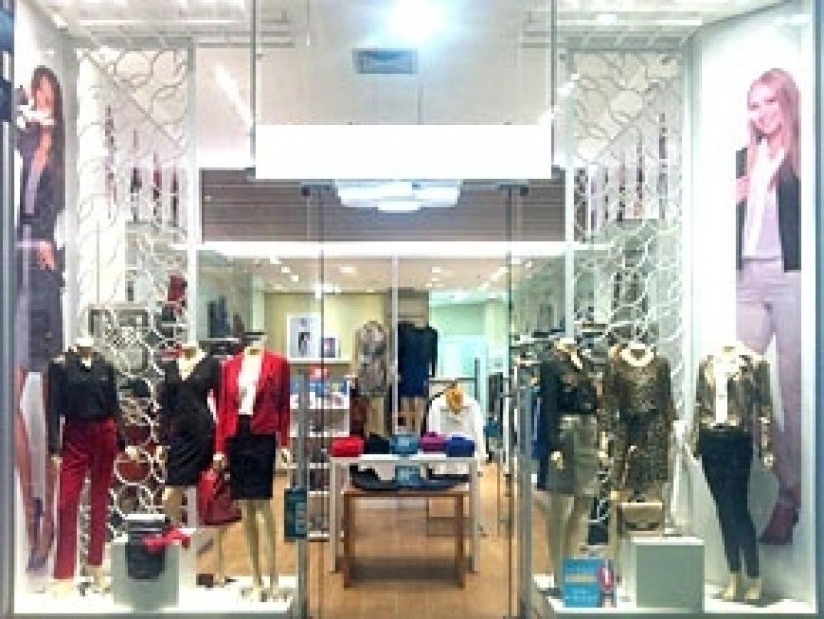 Loja moda feminina shopping