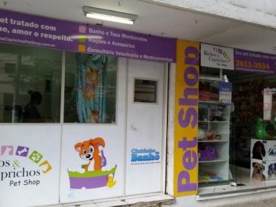 PET SHOP EM ICARAÍ AO LADO CAMPO DE SÃO BENTO
