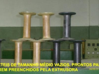 INDUSTRISA DE TELAS SINTÉTICAS TIPO FACHADEIRAS E MOSQUITEIROS
