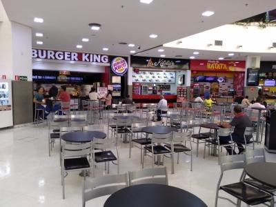 Excelente restaurante no shopping Poços de Caldas