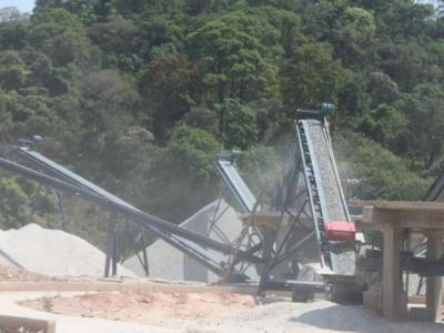Industria de Equipamentos de MIneração e Usinas de Reciclagem de Entulho