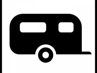 Otimo trailer com amplo deck  Ponto fixo Ecoville