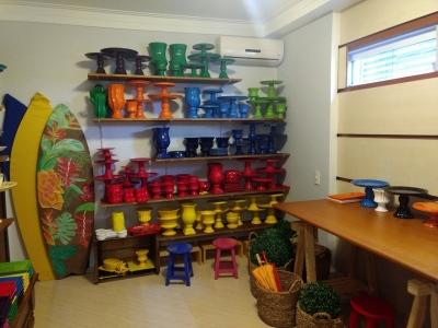 Loja de locação de peças para festas