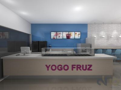 Repasse de Franquia da Yogo Fruz