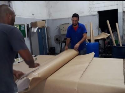 INDUSTRIA PARA PLASTIFICAÇÃO EM PVC SINTÉTICO