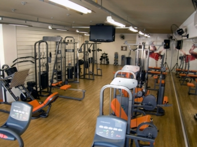 Academia de Musculação e Funcional