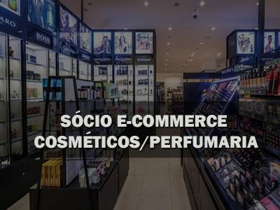 SÓCIO E-COMMERCE COSMÉTICO