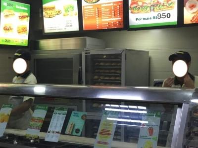 Franquia Subway - Centro RJ