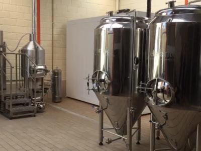 Cervejaria Artesanal e Brewpub