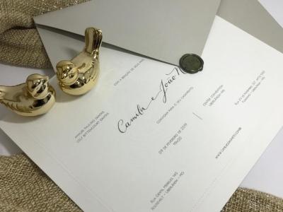 Gráfica Especializada em Convites e Impressos Finos