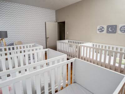 Venda de novo modelo de Berçário e Baby Daycare