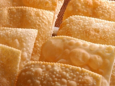 Franquia 10 Pastéis
