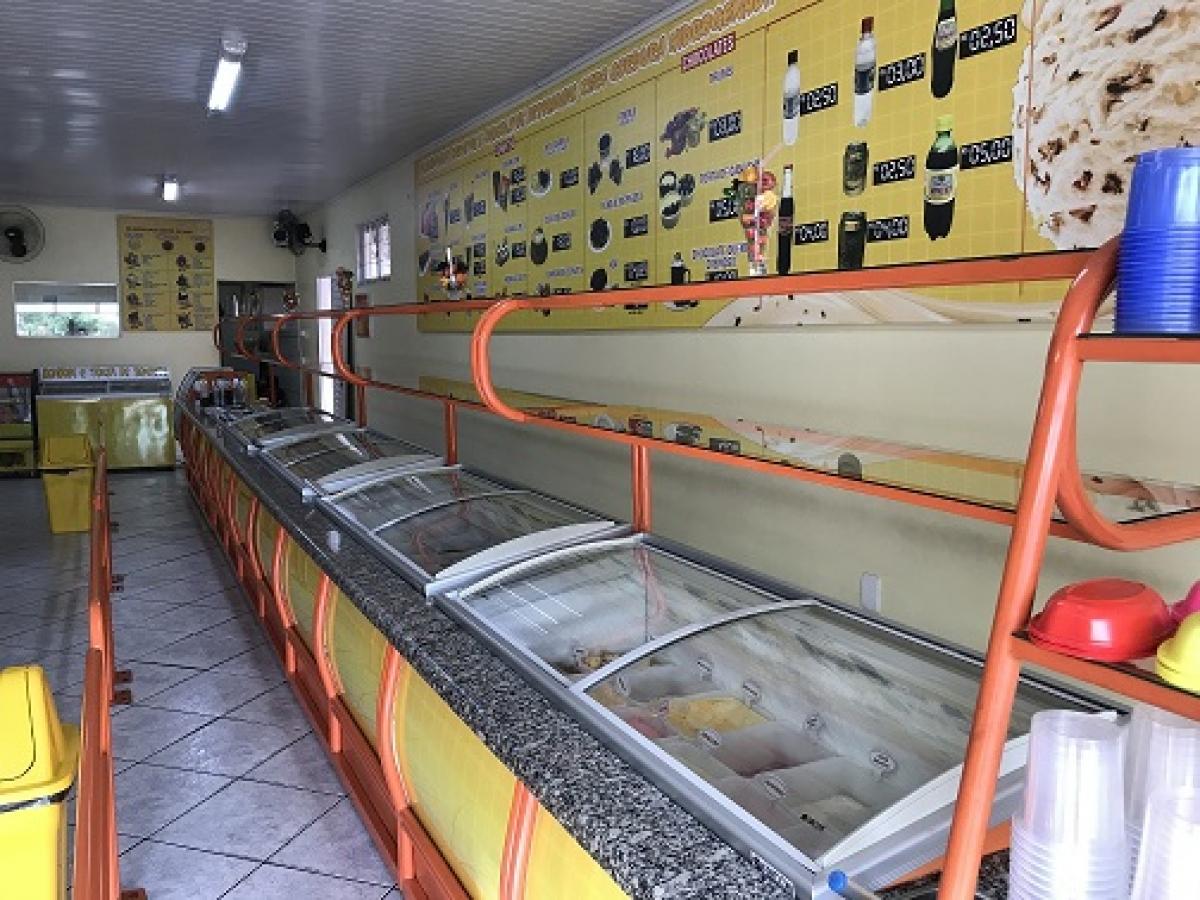 Vendo Gelateria e Chocolateria Artesanal a venda