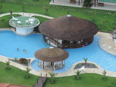 Vendo Resort NOVO e bem consolidado