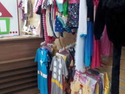 Ponto Comercial - Loja Moda infantil completa
