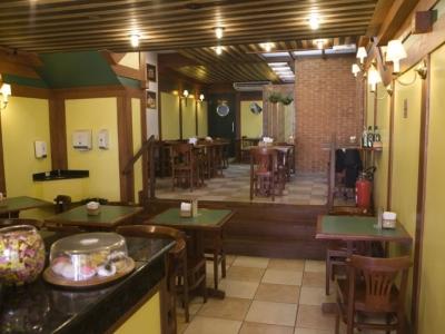 Restaurante e Casa de Salgados