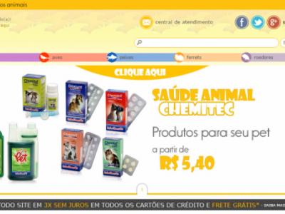 PETSHOP VIRTUAL (e-commerce)