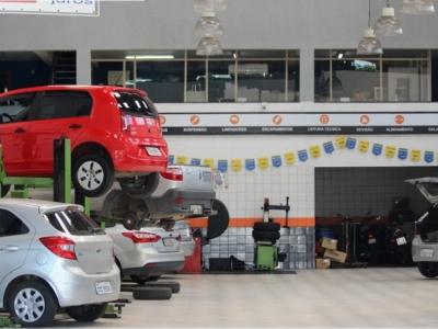 vendo centro automotivo