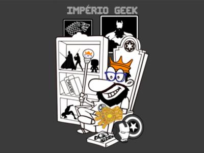 Empresa Ramo Geek Nerd na região Sul