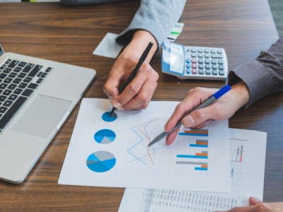 negocio escritório de contabilidade