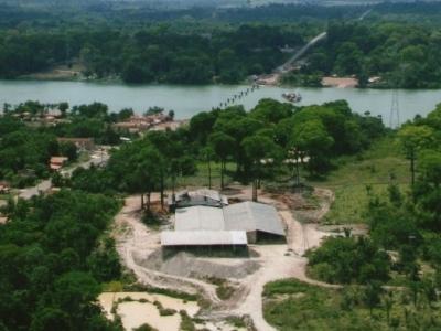 FABRICA DE TIJOLOS (CERÂMICA)