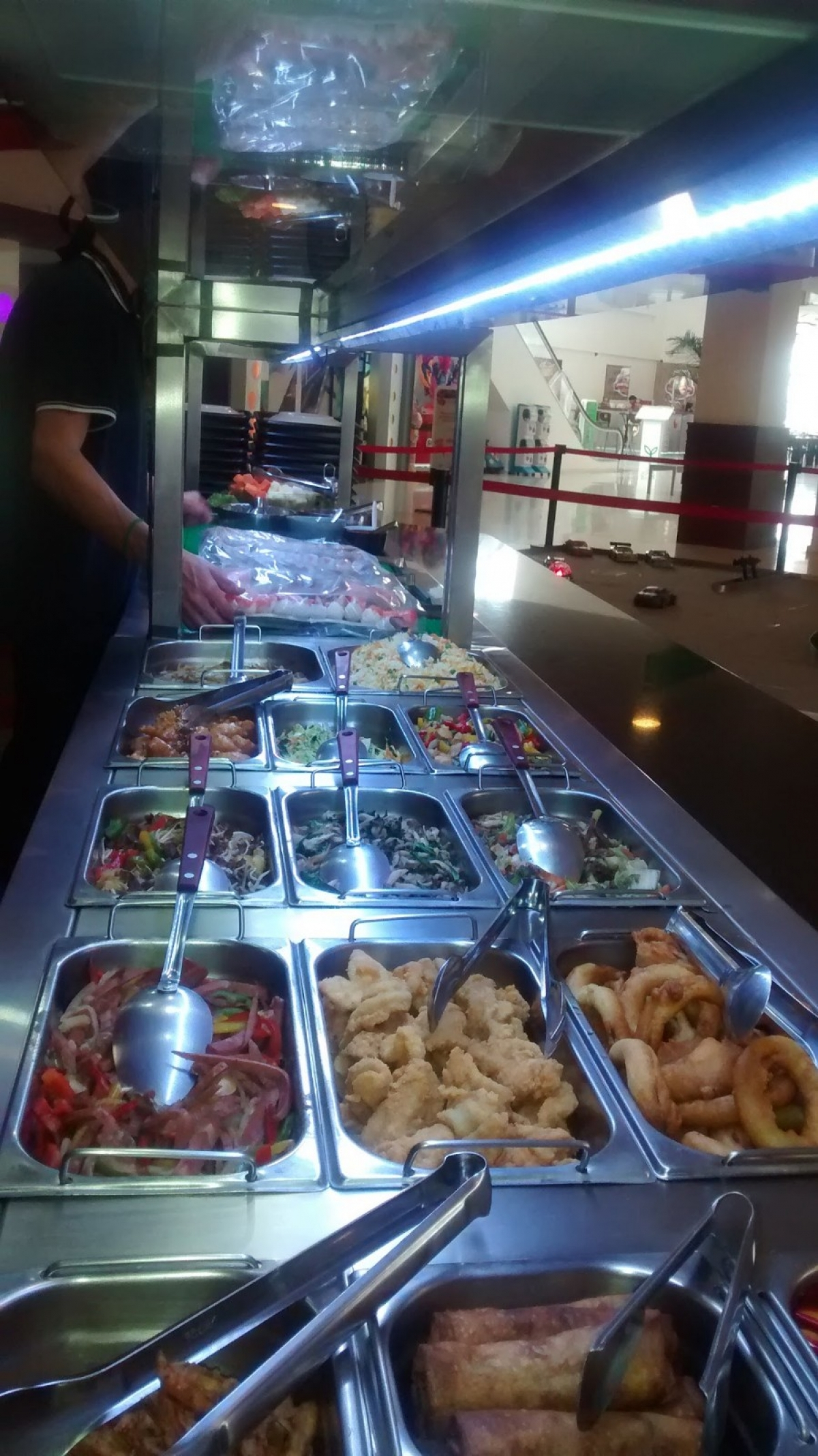 Vendo Franquia fast food de comida oriental e asiática.