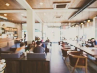 Vender bar e restaurante