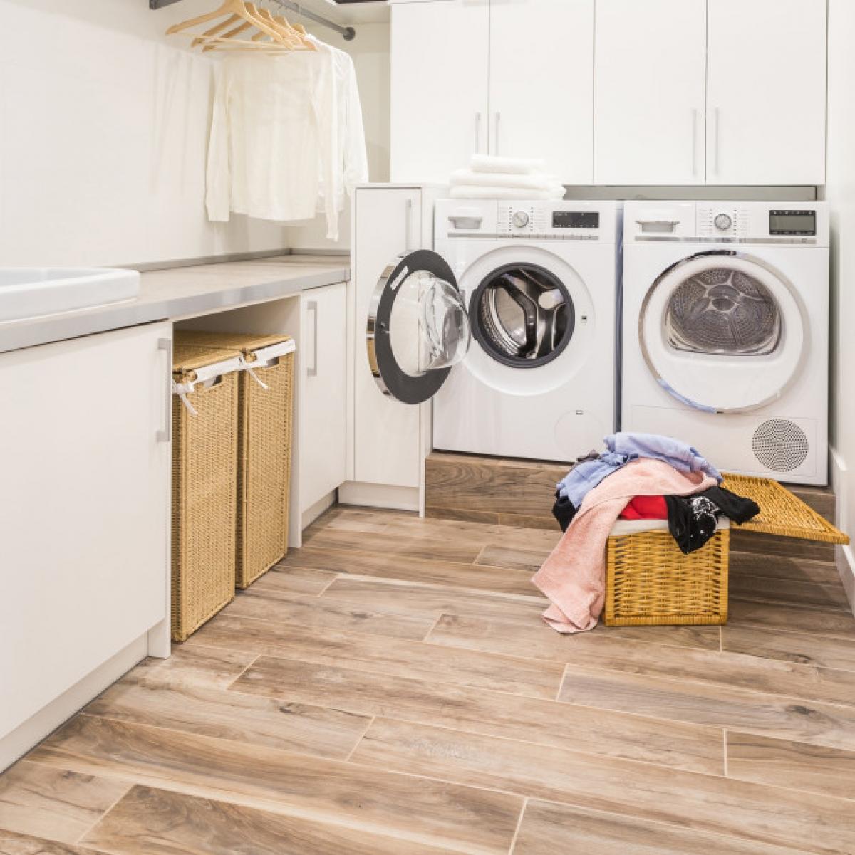 oportunidade de lavanderia