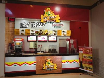 Venda franqueadora fast food Mexicano