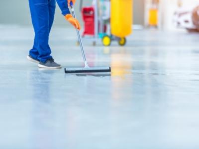 Venda de Empresa Prestadora de Serviços de Limpeza