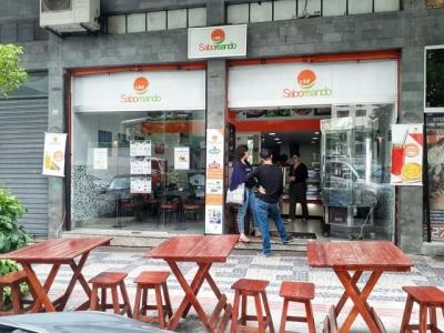 Lanchonete centro de Belo Horizonte