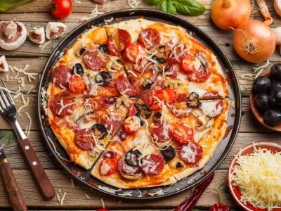 Excelente Pizzaria e Restaurante em Santo André.